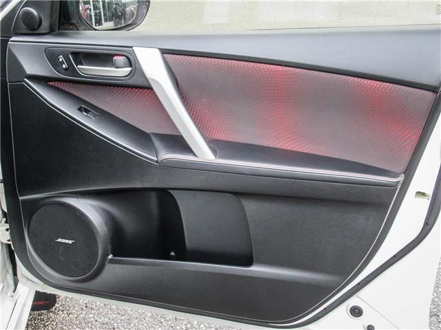2012 Mazda MazdaSpeed3 Base (Stk: T1168A) in Ajax - Image 16 of 23