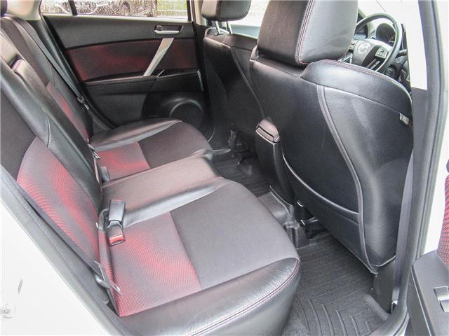 2012 Mazda MazdaSpeed3 Base (Stk: T1168A) in Ajax - Image 17 of 23