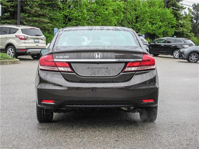 2014 Honda Civic EX (Stk: P5150) in Ajax - Image 6 of 22
