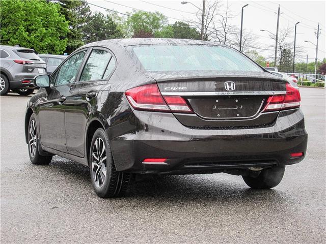 2014 Honda Civic EX (Stk: P5150) in Ajax - Image 7 of 22