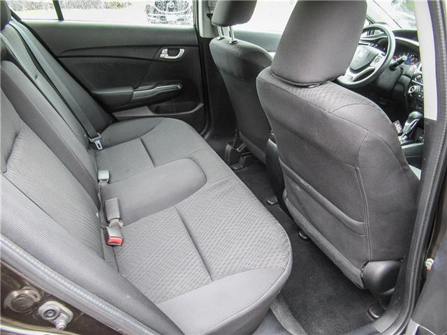 2014 Honda Civic EX (Stk: P5150) in Ajax - Image 17 of 22