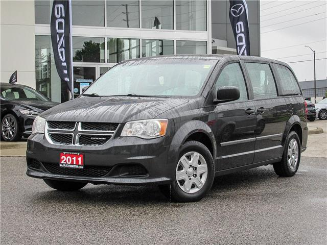 2011 Dodge Grand Caravan SE/SXT (Stk: 19-1318A) in Ajax - Image 1 of 20