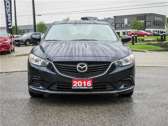 2016 Mazda MAZDA6 GX (Stk: P5138) in Ajax - Image 2 of 22