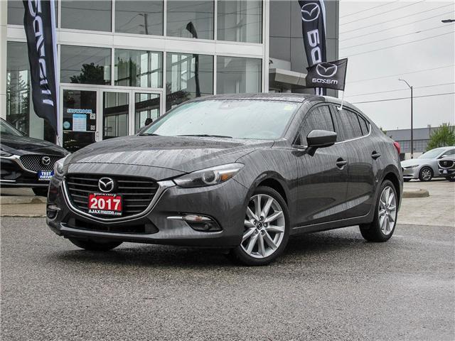 2017 Mazda Mazda3 GT (Stk: P5148) in Ajax - Image 1 of 23