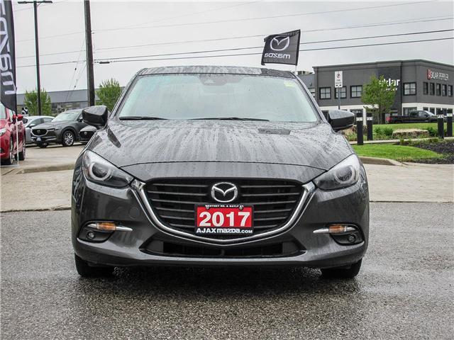 2017 Mazda Mazda3 GT (Stk: P5148) in Ajax - Image 2 of 23