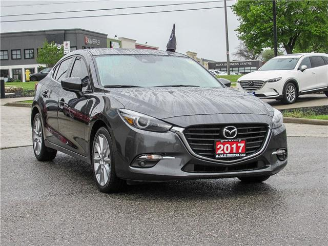 2017 Mazda Mazda3 GT (Stk: P5148) in Ajax - Image 3 of 23