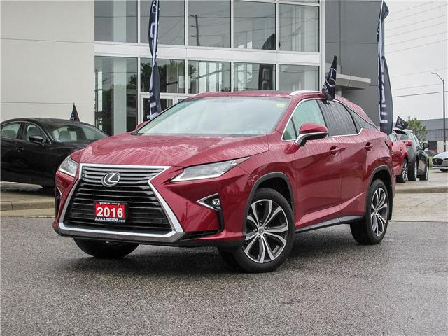 2016 Lexus RX 350 Base (Stk: P5111) in Ajax - Image 1 of 23