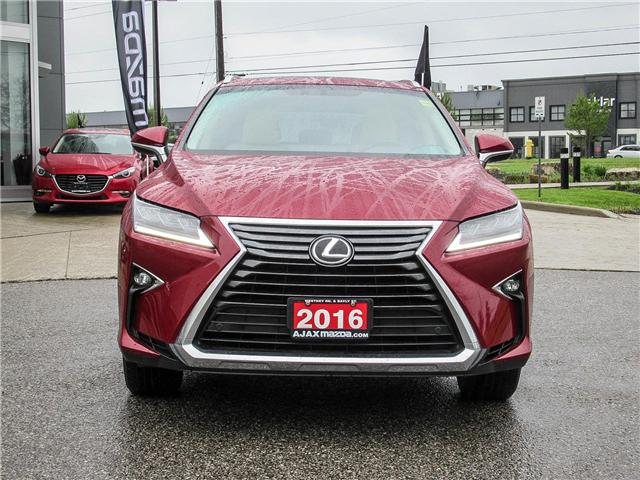 2016 Lexus RX 350 Base (Stk: P5111) in Ajax - Image 2 of 23