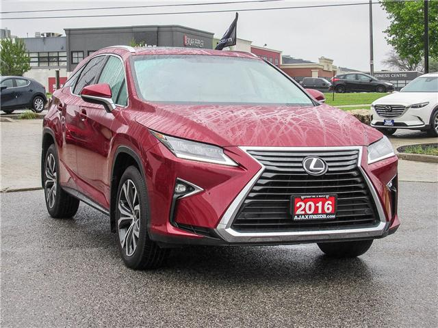 2016 Lexus RX 350 Base (Stk: P5111) in Ajax - Image 3 of 23
