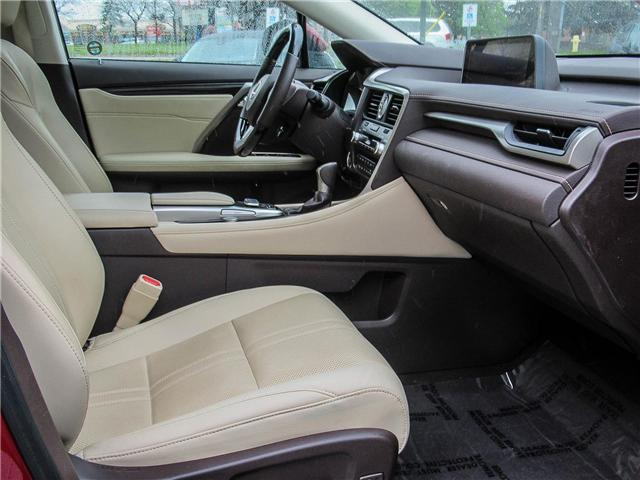 2016 Lexus RX 350 Base (Stk: P5111) in Ajax - Image 16 of 23