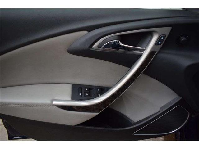 2015 Buick Verano BASE - HEATED SEATS * LOW KM * CRUISE (Stk: B4124) in Kingston - Image 8 of 30