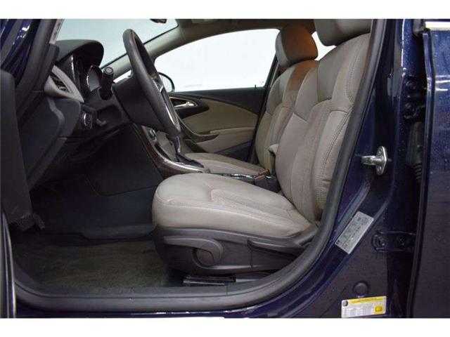 2015 Buick Verano BASE - HEATED SEATS * LOW KM * CRUISE (Stk: B4124) in Kingston - Image 9 of 30