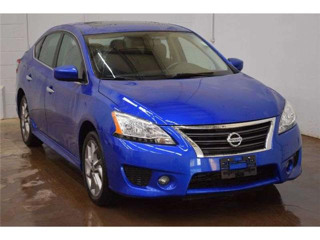 2014 Nissan Sentra 1.8 SR - BACKUP CAM * HTD SEATS * SUNROOF (Stk: B4058) in Kingston - Image 2 of 30