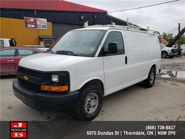2014 Chevrolet Express 2500 2WT (Stk: 5697) in Thordale - Image 1 of 9