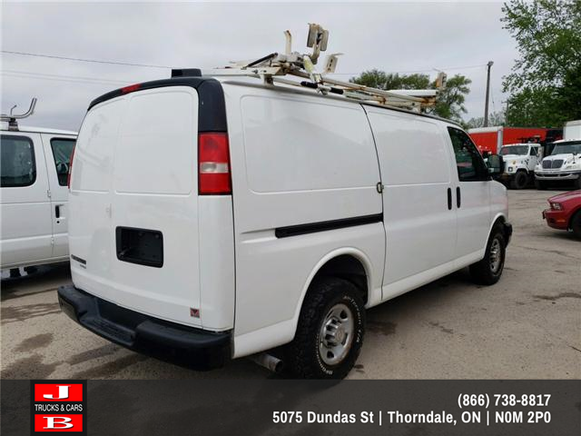2014 Chevrolet Express 2500 2WT (Stk: 5697) in Thordale - Image 2 of 9