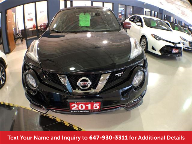 2015 Nissan Juke NISMO RS (Stk: 19860A) in Mississauga - Image 2 of 18