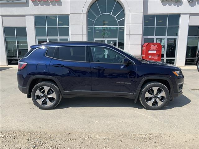 2019 Jeep Compass North (Stk: 32472) in Humboldt - Image 3 of 28