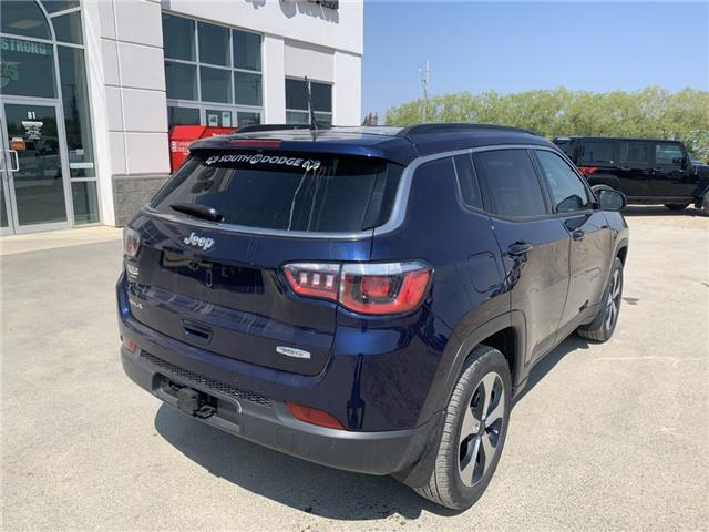 2019 Jeep Compass North (Stk: 32472) in Humboldt - Image 4 of 28