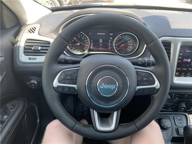 2019 Jeep Compass North (Stk: 32472) in Humboldt - Image 14 of 28