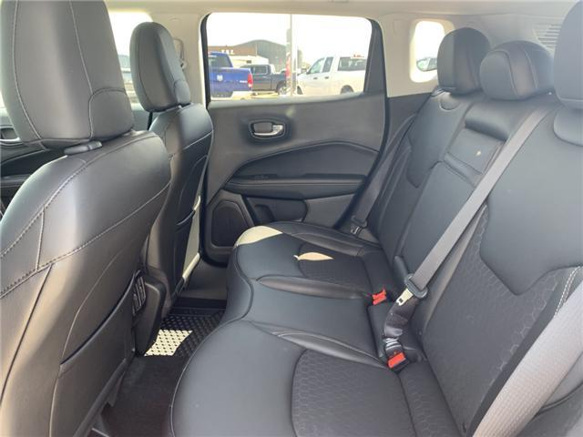 2019 Jeep Compass North (Stk: 32472) in Humboldt - Image 25 of 28