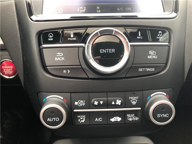 2016 Acura RDX Base (Stk: 1614210) in Hamilton - Image 9 of 22