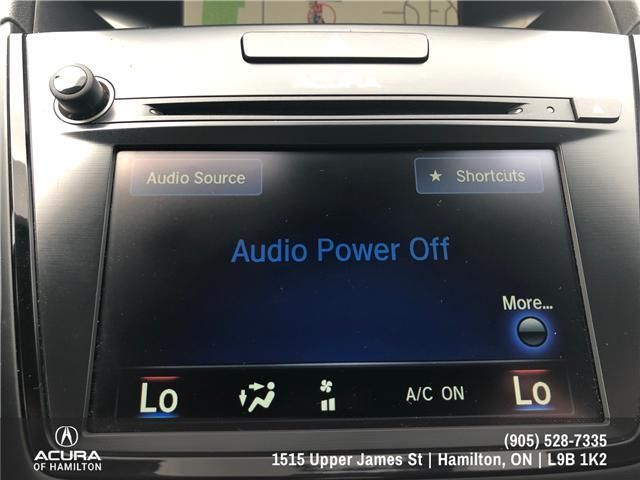 2016 Acura RDX Base (Stk: 1614210) in Hamilton - Image 8 of 22