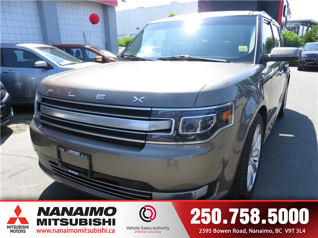 2013 Ford Flex Limited (Stk: 8P1333A) in Nanaimo - Image 1 of 11