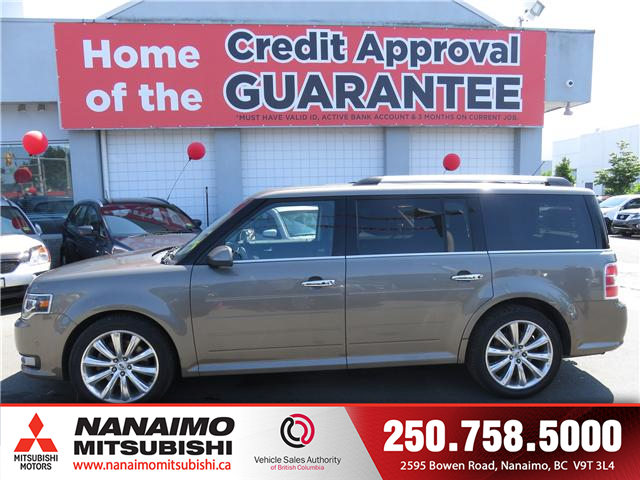 2013 Ford Flex Limited (Stk: 8P1333A) in Nanaimo - Image 2 of 11