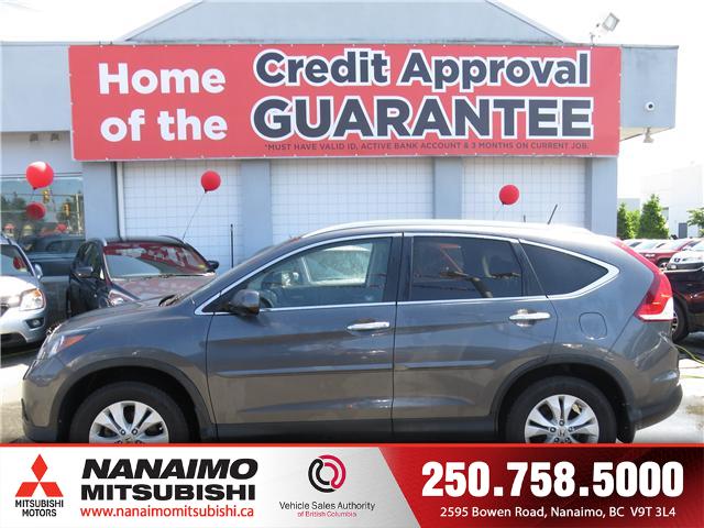 2012 Honda CR-V Touring (Stk: P1529A) in Nanaimo - Image 2 of 10