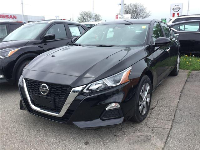 2019 Nissan Altima 2.5 S (Stk: A7818) in Hamilton - Image 1 of 4
