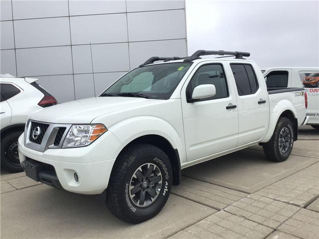 2019 Nissan Frontier PRO-4X (Stk: A7716) in Hamilton - Image 1 of 4
