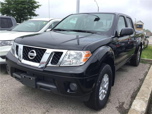 2019 Nissan Frontier SV (Stk: A7592) in Hamilton - Image 1 of 4