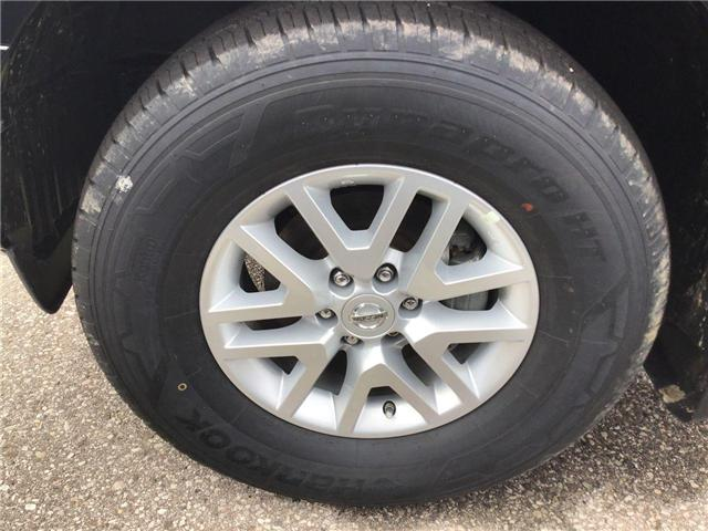 2019 Nissan Frontier SV (Stk: A7592) in Hamilton - Image 2 of 4