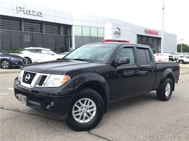 2017 Nissan Frontier SL (Stk: U1484) in Hamilton - Image 1 of 22