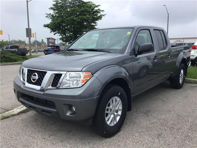 2019 Nissan Frontier SV (Stk: A7715) in Hamilton - Image 1 of 4
