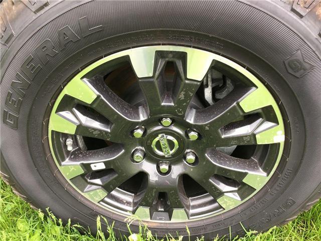 2019 Nissan Titan XD PRO-4X Diesel (Stk: A7633) in Hamilton - Image 2 of 4