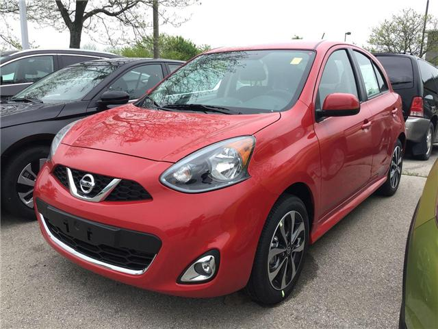 2019 Nissan Micra SR (Stk: A8027) in Hamilton - Image 1 of 3