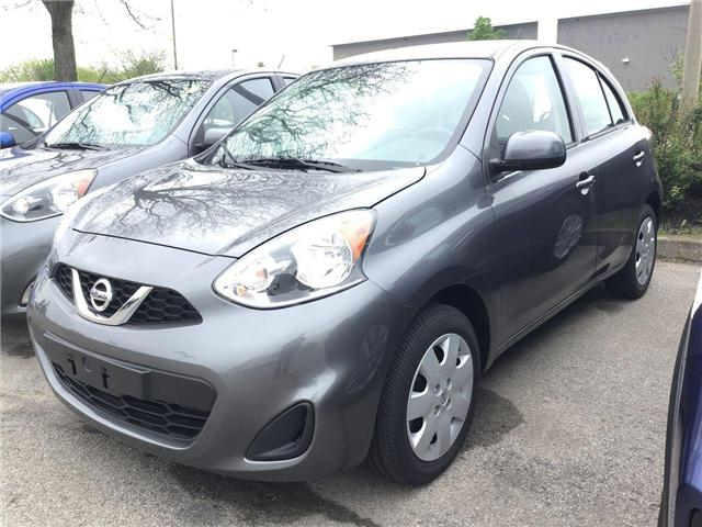 2019 Nissan Micra SV (Stk: A7697) in Hamilton - Image 1 of 4