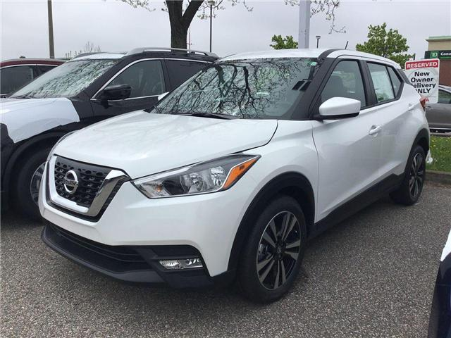 2019 Nissan Kicks SV (Stk: A8041) in Hamilton - Image 1 of 4