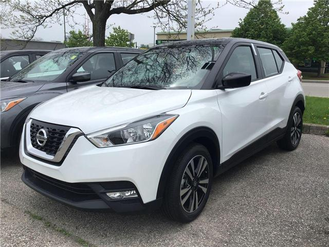 2019 Nissan Kicks SV (Stk: A8040) in Hamilton - Image 1 of 4