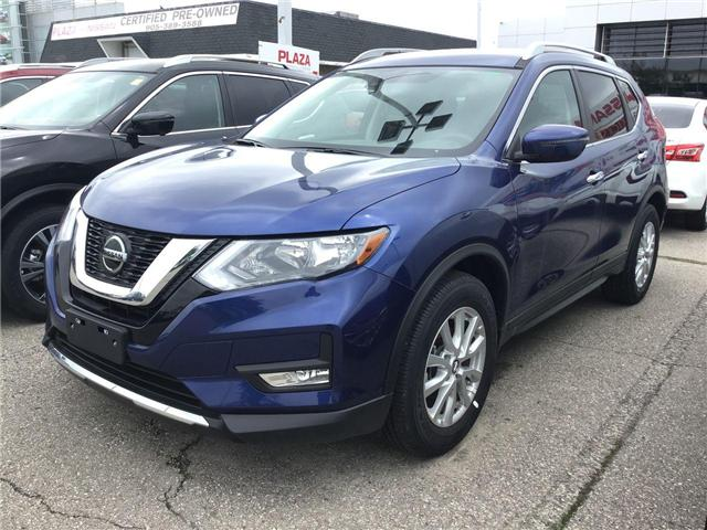 2019 Nissan Rogue SV (Stk: A7794) in Hamilton - Image 1 of 4
