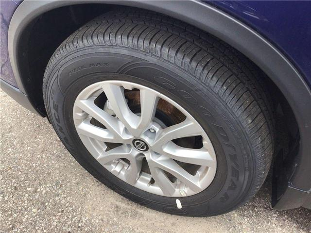 2019 Nissan Rogue SV (Stk: A7794) in Hamilton - Image 2 of 4