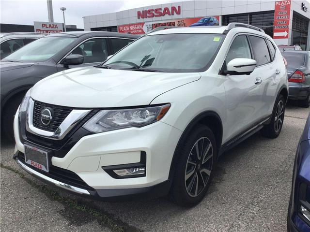 2019 Nissan Rogue SL (Stk: A7463) in Hamilton - Image 1 of 4