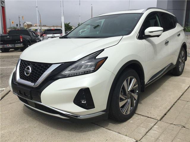 2019 Nissan Murano SL (Stk: A7894) in Hamilton - Image 1 of 4