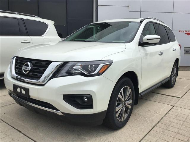 2019 Nissan Pathfinder SL Premium (Stk: A7585) in Hamilton - Image 1 of 4