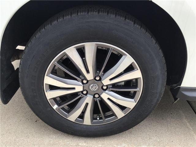 2019 Nissan Pathfinder SL Premium (Stk: A7585) in Hamilton - Image 2 of 4