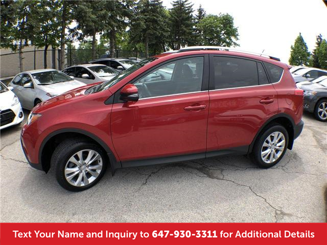 2014 Toyota RAV4 Limited (Stk: K8518B) in Mississauga - Image 2 of 20