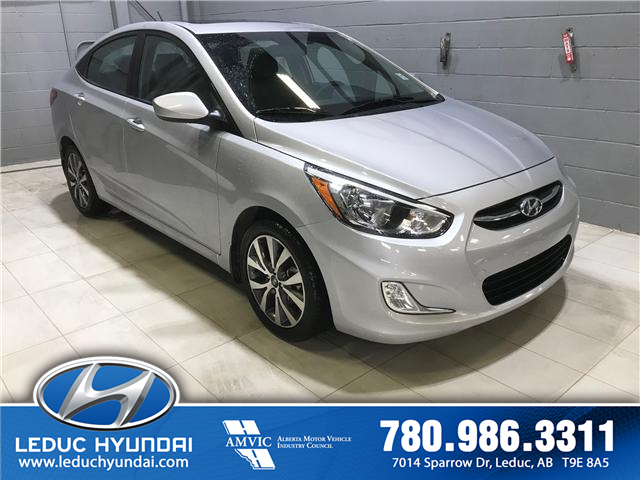 2017 Hyundai Accent SE (Stk: PS0123) in Leduc - Image 2 of 8