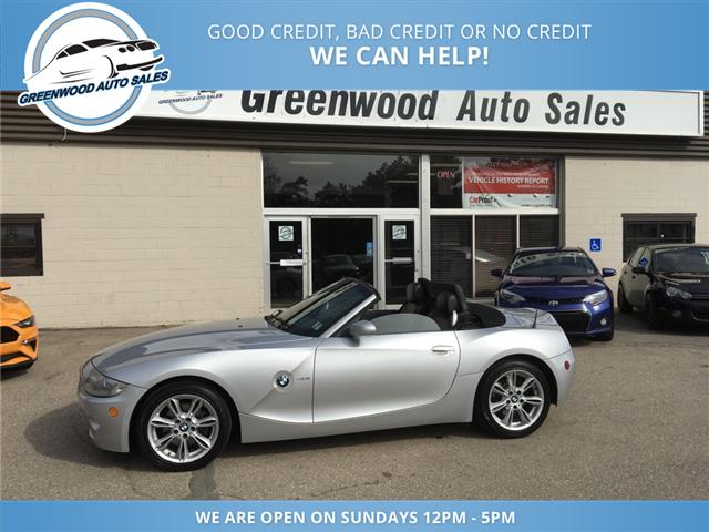 2005 BMW Z4 3.0i (Stk: 5-11637) in Greenwood - Image 1 of 14