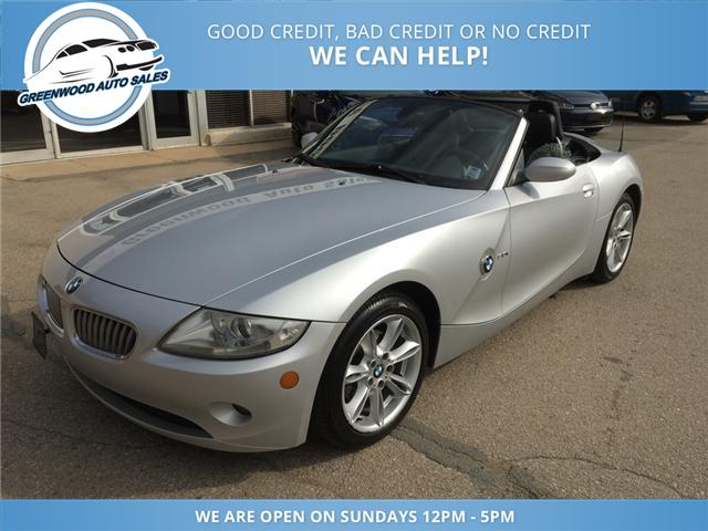 2005 BMW Z4 3.0i (Stk: 5-11637) in Greenwood - Image 2 of 14